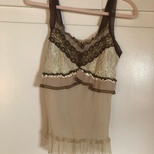 Camisole. So sexy, soft and sweet. Wish I was a M!